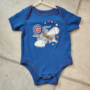 Chicago Cubs baby